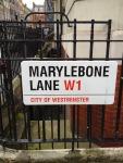 MARYLEBONE-LANE