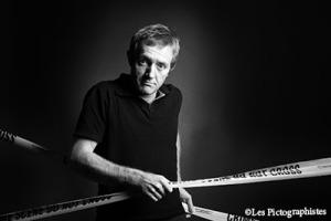 Hervé Commère à Lamballe en 2012